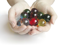 Bath bubble balls #1