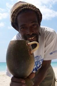 negril beach vendor
