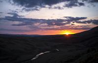 Glenshane Sunset