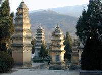 Chinese cemetry