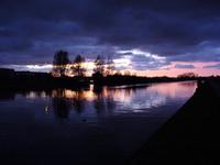 Dutch evening skies 1