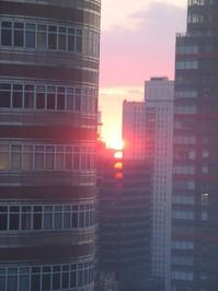 NYC Sunrise 1