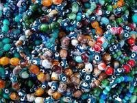 Blua bead