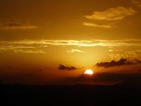Drakensburg Sunset 1