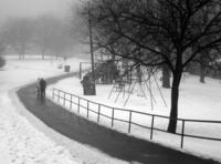 Toronto in winter