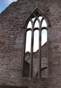 Ireland Ruins 1