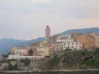 Bastia old village