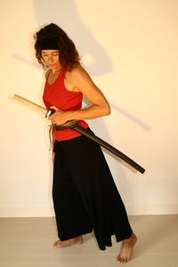 Female warrior 1