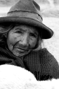 Portrait people in Cusco 5