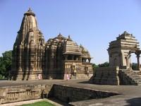 Khajuraho: Temples and Figures