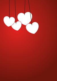 Valentine' Day Card