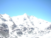 A snowie mountain