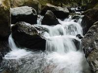 Petar's waterfalls