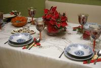 Christmass table