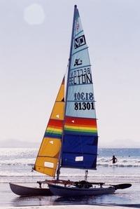boat at Byron
