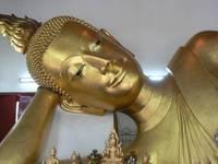 Buddha statue in Nakhon Pathom
