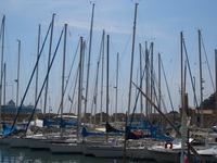 Villefranche, harbour