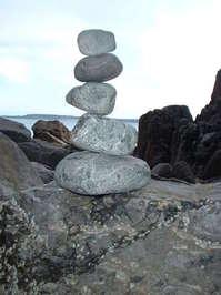 Rock Scuplture