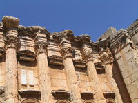 Bachus temple