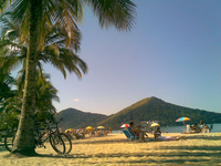 Beach Summer Day