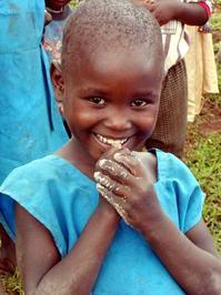 Kenya cute girl 1