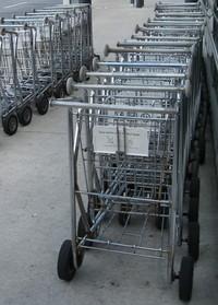 Luggage Carts, Ottawa International Airport 2