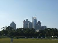 Midtown Atlanta from Piedmont