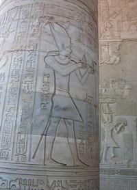 Temple of Horus in Edfu 3
