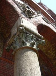 church column 1