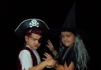 Pirate vs Witch