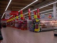 Empty Supermarket 3