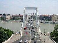 Bridge and Donau