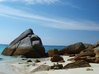 Scenery at Perhentian Island