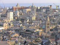 Genova, the ancient city