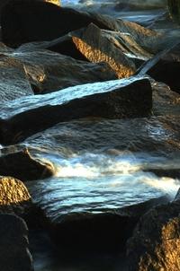 water or granite