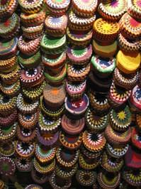 colourfull caps