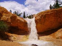 Waterfall at Bryce 11