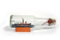 Vaixell clos dins d'ampolla