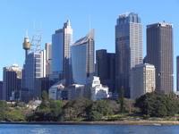 Sydney City Skyline, Australia