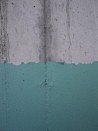 texture - concrete and paint