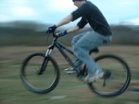 dirt jumping 9