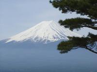 Fuji from Kawaguchi Lake 1