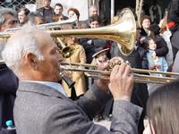 Greece, Kozani, Carnival
