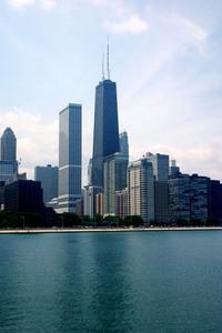 Chicago City Skyline 2