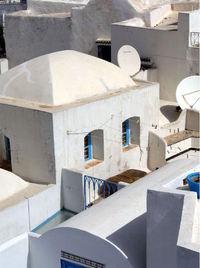 Sidi Bou Said - rooftops