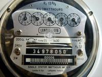 Electric Meter 1