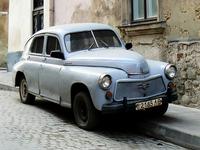 Rarity car