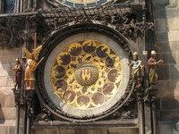 Prague Astronomical Clock 3