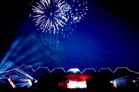 Fireworks at Ilosaarirock-Fest