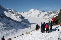 Aletsch glacier 2
